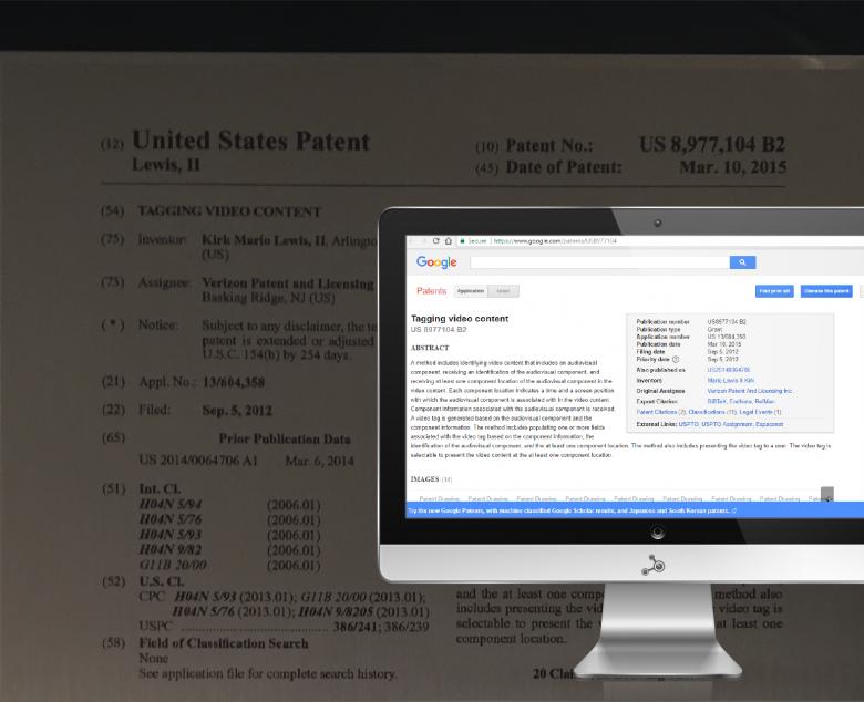 Kirk Lewis Patent